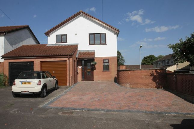 Thumbnail Detached house to rent in Bignal Rand Close, Wells