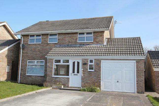 Thumbnail Detached house for sale in Heol Merioneth, Llantwit Major