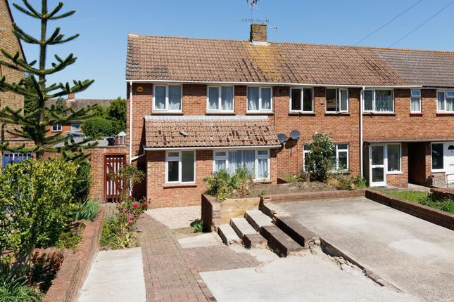 Thumbnail Semi-detached house to rent in Durham Close, Canterbury