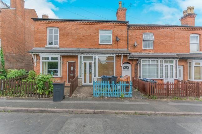 2 bed terraced house for sale in Francis Road, Acocks Green, Birmingham, West Midlands