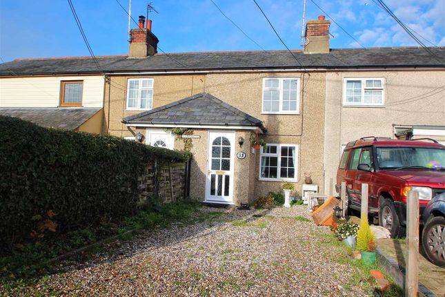 Thumbnail Terraced house for sale in Hope Cottages, New Cut, Layer De La Haye, Colchester