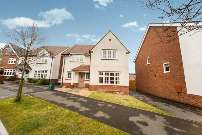 Detached house for sale in Osprey Drive, Penallta, Hengoed