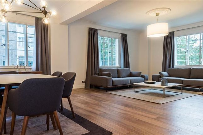Thumbnail Flat to rent in Albion Gate, Albion Street, Hyde Park, London