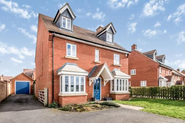 Thumbnail Detached house for sale in Bedford Road, Wixams, Bedford, Bedfordshire