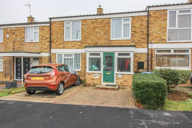 Thumbnail Terraced house to rent in Spinning Wheel Mead, Harlow
