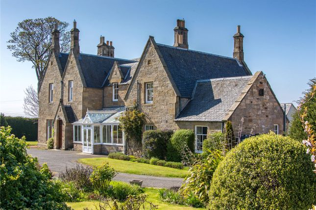 Thumbnail Detached house for sale in Carberry Mains Farmhouse, Carberry, Musselburgh, Midlothian
