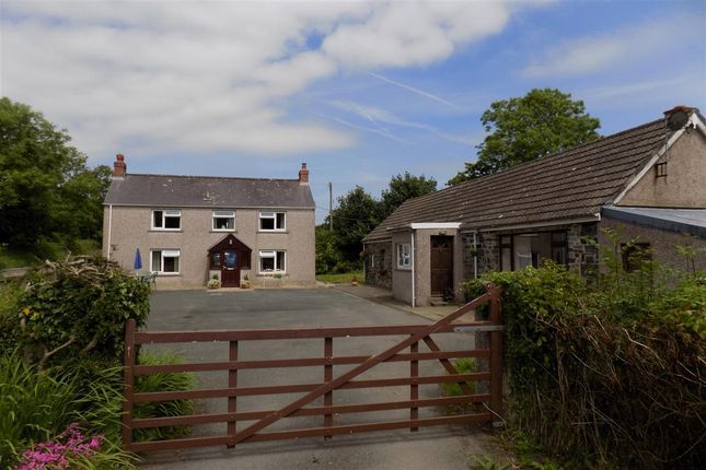 Thumbnail Detached house to rent in Stoneleigh, Ambleston, Haverfordwest