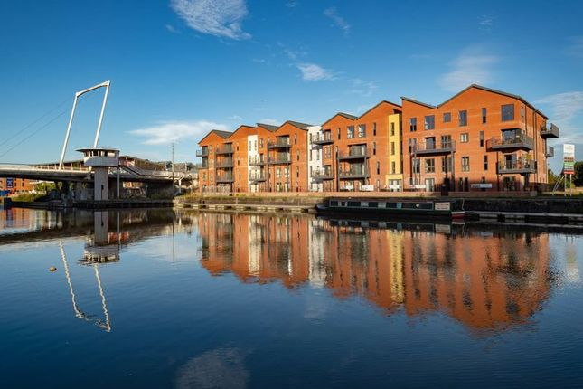 Thumbnail Flat for sale in Apartment 4, Scudamore Place, St. Ann Way, Gloucester