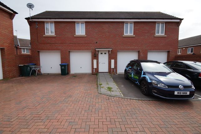 1 bed flat to rent in Gibraltar Close, Coventry CV3