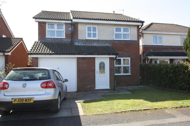 Thumbnail Detached house for sale in Priorsgate, Heaton With Oxcliffe, Morecambe