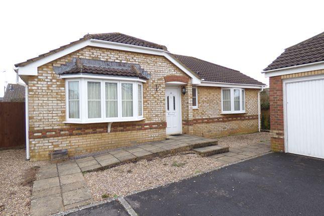 Thumbnail Detached bungalow for sale in Duncliffe Close, Gillingham