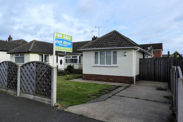 Thumbnail Semi-detached bungalow for sale in Beresford Road, Mansfield Woodhouse, Mansfield