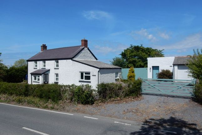 Thumbnail Detached house for sale in Aberporth, Cardigan