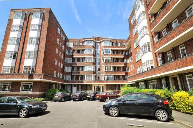Thumbnail Flat to rent in Belsize Avenue, London