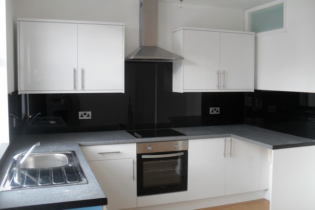 Thumbnail Flat to rent in High Road, Chadwell Heath