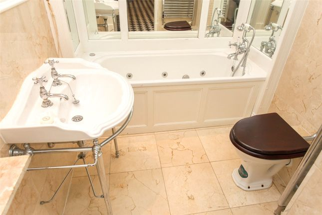 Bathroom of Mansion House, Moor Park, Harrogate, North Yorkshire HG3