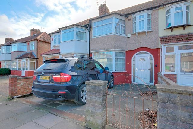 Thumbnail Terraced house for sale in Galliard Road, Edmonton