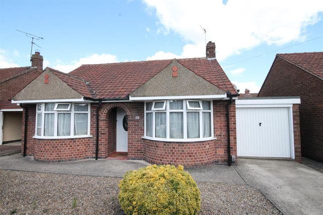 Thumbnail Bungalow to rent in Almsford Drive, York