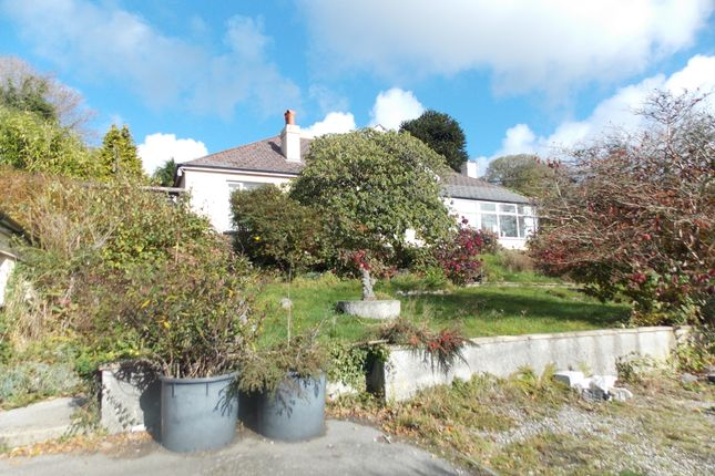 Thumbnail Detached bungalow for sale in St. Anns Chapel, Gunnislake