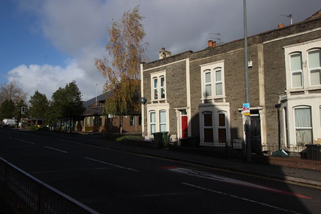 Thumbnail End terrace house to rent in High Street, Kingswood, Bristol