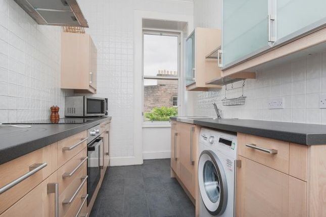 Thumbnail Flat to rent in Clerk Street, Edinburgh