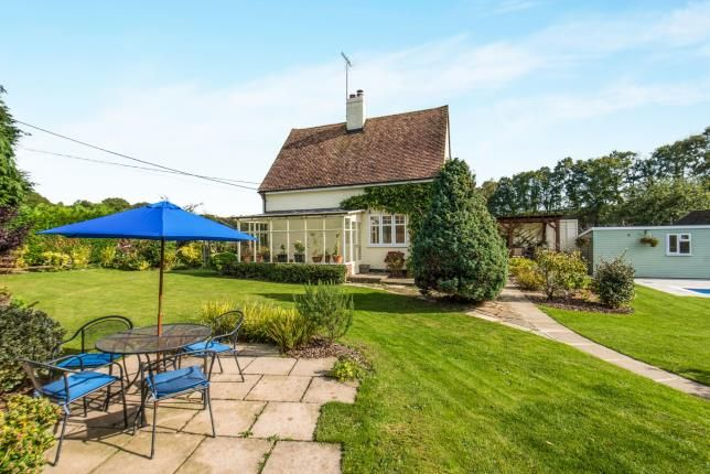 4 bed semi-detached house for sale in Albury, Guildford, Surrey