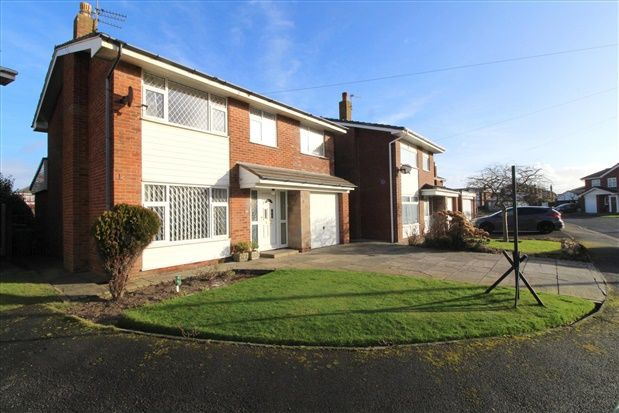 Thumbnail Property for sale in Ainsdale Avenue, Fleetwood