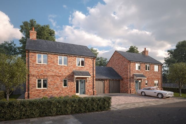 Thumbnail Link-detached house for sale in Brightwell-Cum-Sotwell, Wallingford