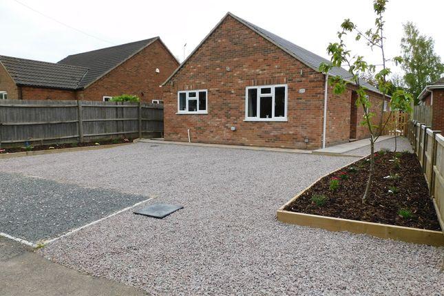 Thumbnail Detached bungalow for sale in Delph Road, Long Sutton, Spalding