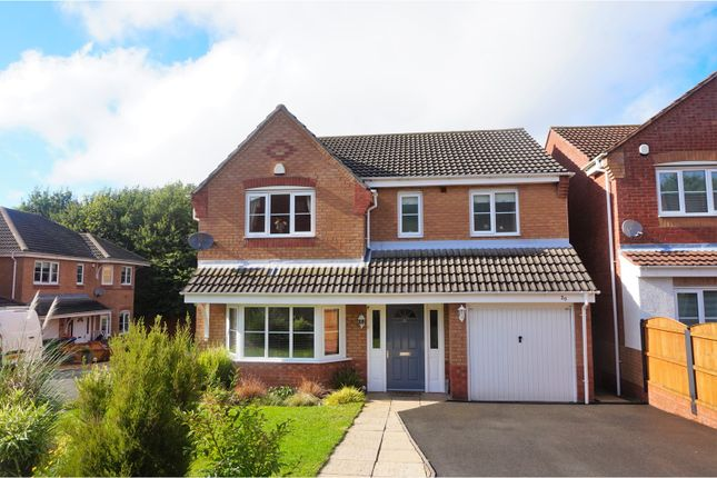 Thumbnail Detached house for sale in Gregson Walk, Telford