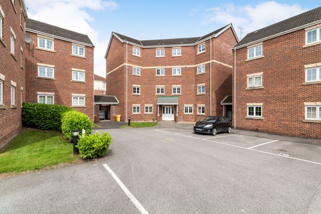 Thumbnail Flat to rent in Black Rock Way, Mansfield, Nottinghamshire