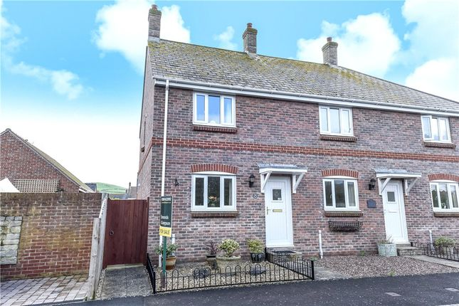 Thumbnail Semi-detached house for sale in Buttercup Way, Bridport