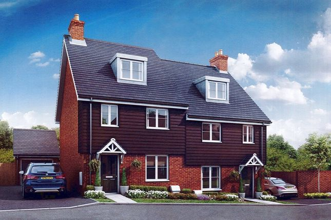Thumbnail Semi-detached house for sale in The Colton, Hadham Road, Bishop's Stortford