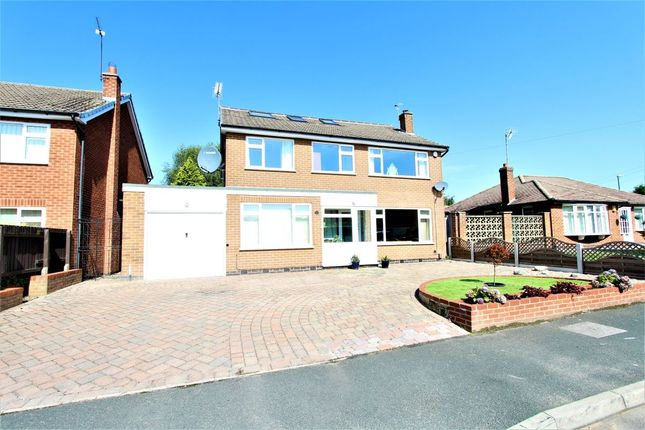 Thumbnail Detached house for sale in Normanby Road, Wollaton, Nottingham