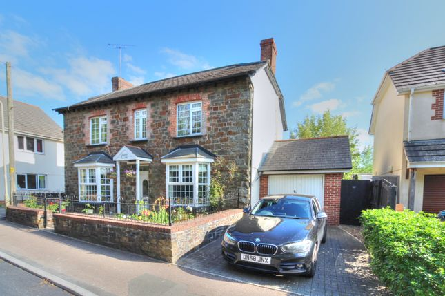 Thumbnail Detached house for sale in Fore Street, North Tawton