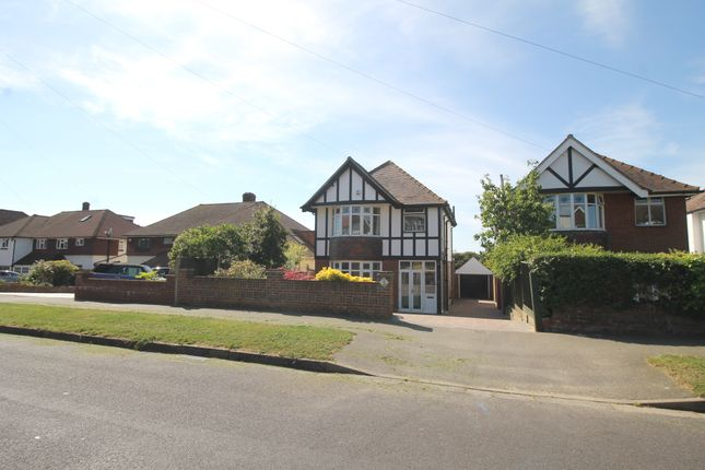 Thumbnail Detached house to rent in Evelegh Road, Farlington, Portsmouth