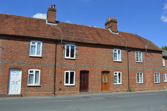 Thumbnail Terraced house to rent in High Street, Kintbury, Hungerford