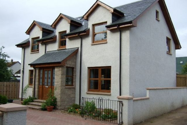 Thumbnail Detached house for sale in Ravensbrook Seaforth Road, Nairn