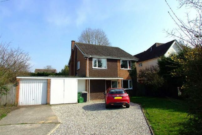 Thumbnail Detached house to rent in Andover Road, Newbury
