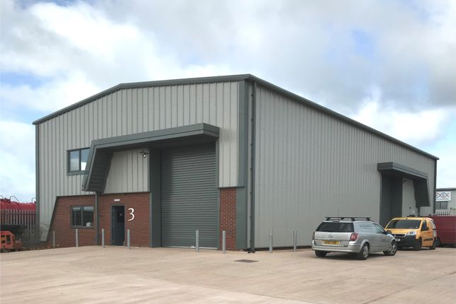 Thumbnail Industrial to let in Four Cross Avenue, Willand