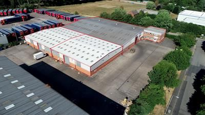 Thumbnail Light industrial to let in Cotton Way, Loughborough, Leicestershire