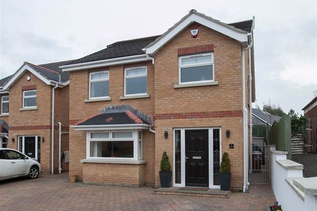 Thumbnail Detached house for sale in 2, Strathyre Park, Belfast