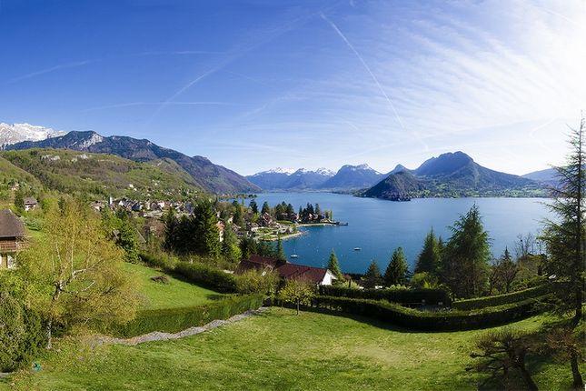 Thumbnail Detached house for sale in Talloires, Haute-Savoie, Rhône-Alpes, France