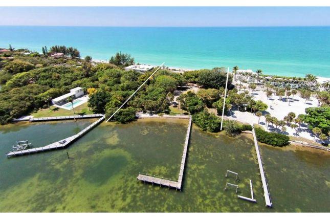 Thumbnail Land for sale in 332 N Casey Key Rd, Osprey, Fl, 34229