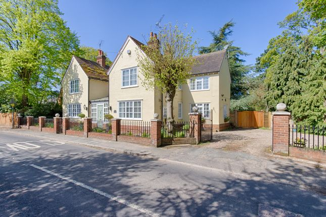 Thumbnail Detached house for sale in Station Road, Ardleigh, Colchester