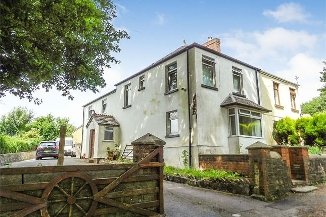Thumbnail Semi-detached house for sale in Fairyland Road, Tonna, Neath, West Glamorgan