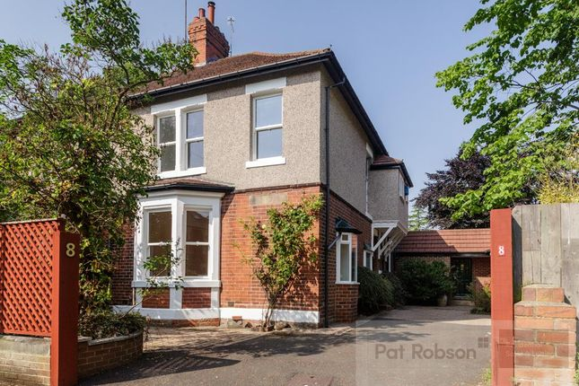 Thumbnail Semi-detached house to rent in St. Margarets Avenue, Benton, Newcastle Upon Tyne