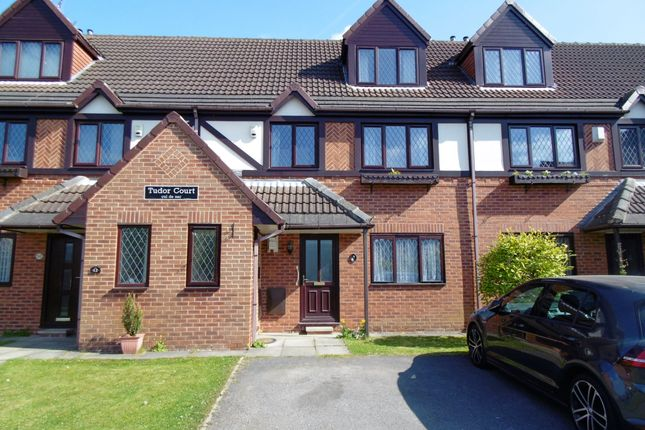 Thumbnail Maisonette for sale in Tudor Court, South Elmsall