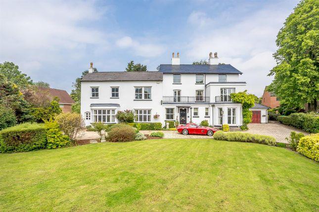 Thumbnail Detached house for sale in Burley Lane, Quarndon, Derby, Derbyshire