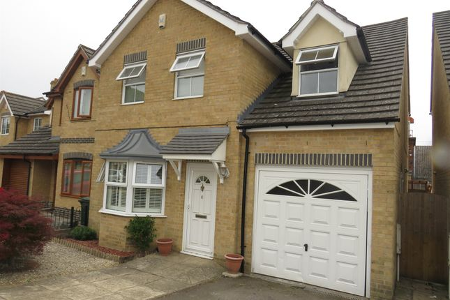Thumbnail Detached house for sale in Merton Road, Ambrosden, Bicester
